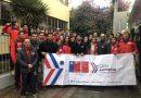 Atletismo y Judo ya partieron rumbo a Santiago