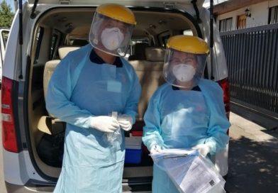 22 son los nuevos casos confirmados de COVID- 19 en Ñuble