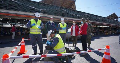 Monitoreo de Aguas Servidas permite detectar presencia de COVID en ocho puntos de Chillán