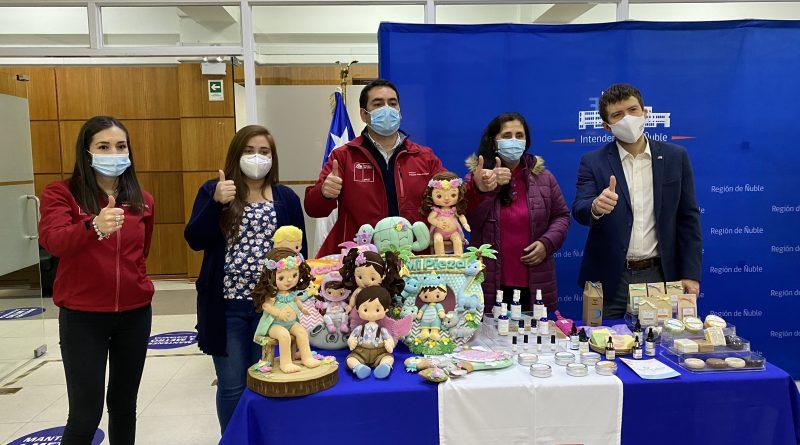 FOSIS Ñuble abrió 1.075 cupos para programas de emprendimiento