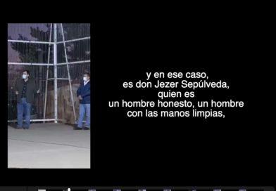 Polémico video: Seremi de Obras Públicas participa en acto proselitista y llama a votar por Jezer Sepúlveda