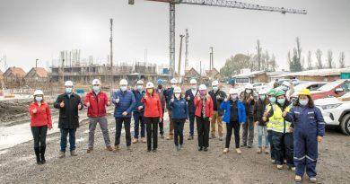Ministra de la Mujer y autoridades de la CChC participaron en conversatorio sobre inserción laboral femenina en Industria de la construcción