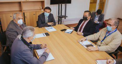 GOBIERNO REGIONAL APOYARÁ CON RECURSOS LA INSTALACIÓN DE LA CARRERA DE MEDICINA EN ÑUBLE