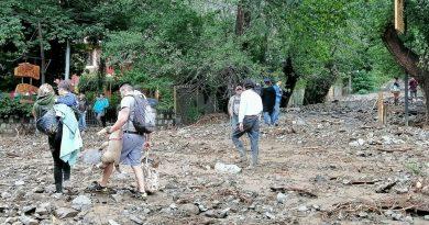Investigan amenazas naturales en Chile